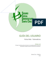 Manual Ficha Telemedicina SSU