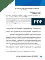 """AS MODIFICAÇÕES DO LIVRO """"A REVOLUÇÃO DOS BICHOS"""" EM SUAS TRADUÇÕES"""