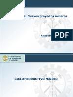 Actividades Mineras en el Perú