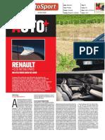 """RENAULT CLIO TCe 130 INITIALE PARIS NO """"AUTOSPORT"""""""