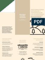 perturbaciones naturales y antrópicas en los ecosistemas salvadoreños. (1) CORRECTOS