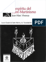 El Espiritu del Saint-Martinismo.pdf