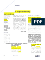 Dialnet-ConductismoCognitivismoYAprendizaje-4835877