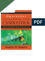 Operações Lucrativas com Candlestick -  John Wiley