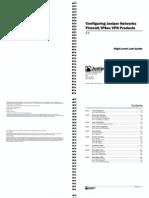 Juniper - Configuring Juniper Networks Firewall.ipsec VPN Products - High-Level Lab Guide