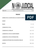 Boletín 30 de Octubre de 2018