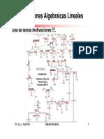 Clase 08 v2 - Ecuaciones Algebraicas Lineales Parte I.pdf
