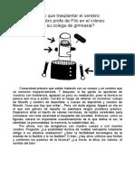 Texto PACI I - Historia - Cerebro G1