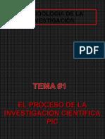 PROCESO DE LA INVESTIGACION 5