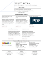 Resume Part2