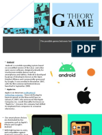 Game theory ios vs android
