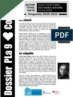 Dossier Pla 9 - Codi 73