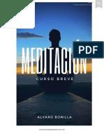 Curso Breve de Meditación