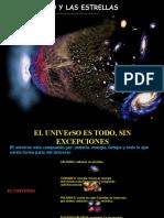 charla sobre el universo