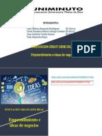 emprendimiento e ideas de negocio