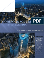 Kohinoor square, mumbai,india.pptx