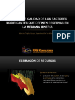 7 - Control de Calidad Fact Modif - M. Trujillo - RRM Consultores