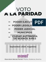 MuMaLa - Informe- DEL VOTO A LA PARIDAD -  ARGENTINA 2020 - OBSERVATORIO MUMALA.pdf