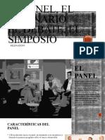 El panel, el seminario.pptx