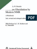 structure elucidation by modern nmr 92 Duddeck