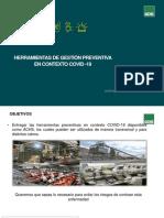 4. Herramientas preventivas en el contexto Covid-19 - ACHS Agencia Iquique