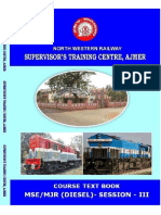 MJR MSE lll DSL book