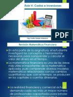 Presentacion N° 6 Costos e Inversiones