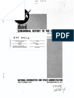 Third Semiannual Report to the Congress, October 1, 1959 - March 31, 1960