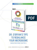 Dr o Bryan s Tips to Rebalance the Microbiome