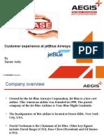 Case on JetBlue - Airways