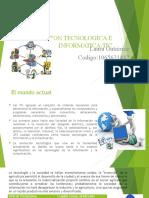REVOLUCION TECNOLOGICA E INFORMATICA