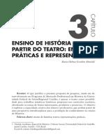 Ensino de História a partir do Teatro - entre práticas e representações