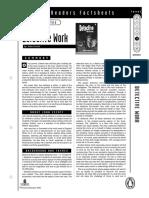 Detective Work. Factsheets