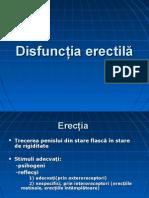 Disfuncția erectilă