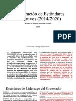ESTANDARES INDICATIVOS COMPARATIIVOS.pptx