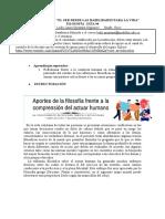 Actividades 10º y 11º filosofía y economia y política