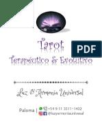 Tarot Terapéutico - Evolutivo