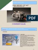 Diesel Common-rail EFI diesel