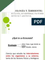 Unidad 1. Ecología y Ambiente