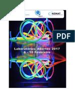 Livro dos Laboratorios Abertos 2017