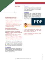 GUIA 3. CLASES DE CONFLICTOS GRADOS SEXTOS