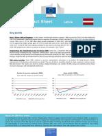 Latvia - 2018 Fact Sheet