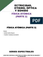 FISICA ATÓMICA  PARTE 2
