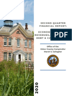 Ulster County 2020 2Q financial report
