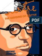 Jameson, Fredric - Sartre, The Origins of a Style (Yale, 1961).pdf