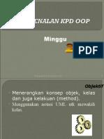 Bab 2 2- Pengenalan Kpd OOP