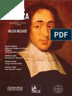 Cursos Gilles Deleuze sobre Spinoza 3 Edicao 10Mai2019