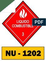 LIQUIDO COMBUSTIBLE