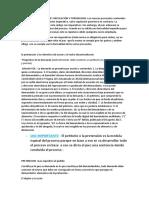 ARTÍCULO IX procesal civil