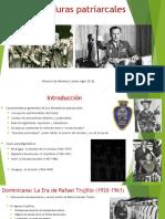 Las dictaduras patriarcales